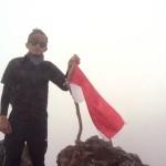 Eko Syamsudin & Bendera Indonesia
