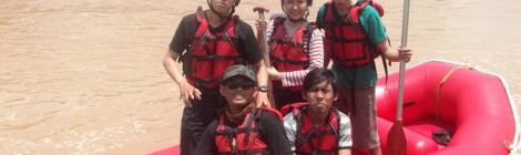 Cave Tubing Gua Pindul & Rafting Sungai Oyo