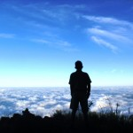 Eko Syamsudin di Gunung Sindoro, Setitik tanah Surga di Indonesia