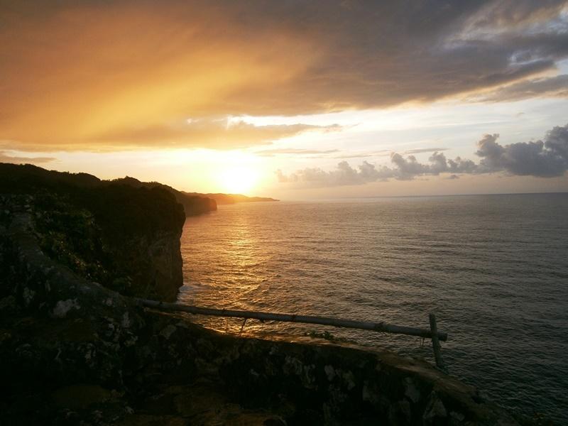 Sunrise di Pantai Indah Bekah