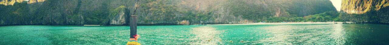laut pulau phi phi di thailand
